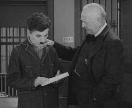 Charly Chaplin, voilà ce que tu dois faire