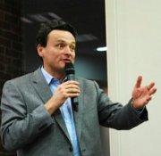 Laurent Marbacher (conférence Vivre l'économie autrement)