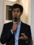 Mehdi Berrada (conférence Vivre l'économie autrement)