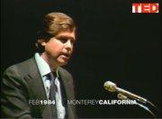 Nicholas Negroponte's 1984 TED