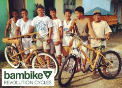 Bambike and bambuilders