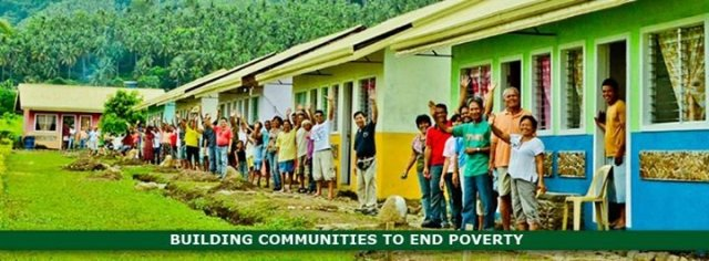 Building community to end poverty