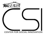 Center for Social Innovation Gawad Kalinga
