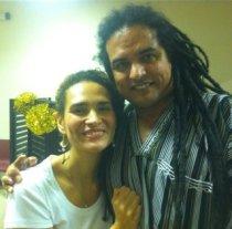 Frédérique Bedos et Ryadh Sallem