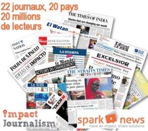 Impact Journalism Day 2013