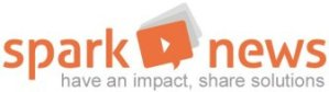 Logo Spark News, have an impact, share solutions