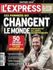 Hors Série L'Express Ces pionniers qui changent le monde