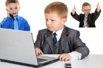 Adultes responsables au travail