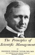 FW Taylor, the principles of scientific management