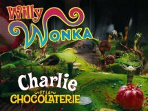 Willy Wonka, Charlie et la chocolaterie