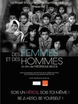 Affiche Des femmes et des hommes