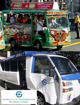 Jeepney & GET