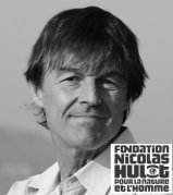Nicolas Hulot, parrain Tour Ticket for Change 2015