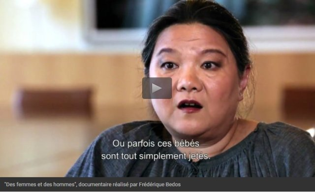Vidéo Des femmes et des hommes