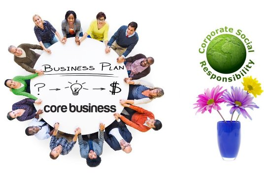 RSE, pot de fleurs du core business
