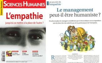 Revue Sciences Humaines juin 2017, Le management peut-il être humaniste